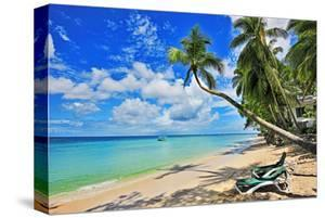 Beach at The Sandpiper Hotel, Holetown, St. James, Barbados, Caribbean
