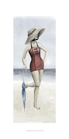 Beach Beauty I-Grace Popp-Art Print