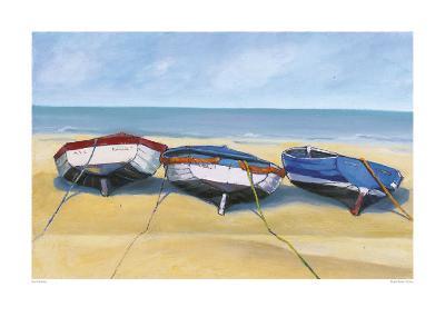Beach Boats, St. Ives-Jane Hewlett-Art Print