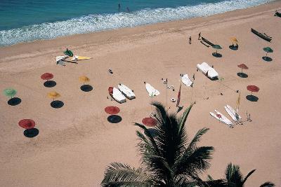 Beach, Bogmalo--Photographic Print