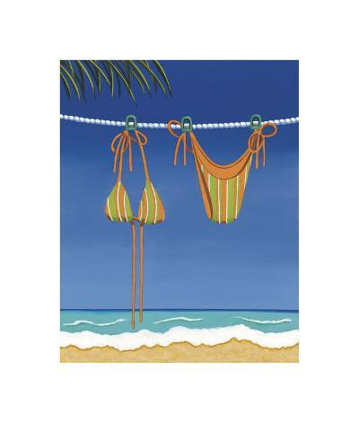 Beach Bound, Bikini-Michele Killman-Giclee Print