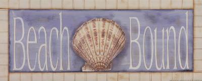 Beach Bound-Kim Klassen-Art Print