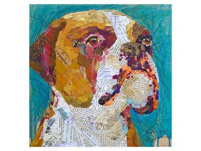 Beach Boxer--Art Print