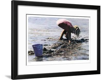 Beach Bum- Wylie-Framed Collectable Print
