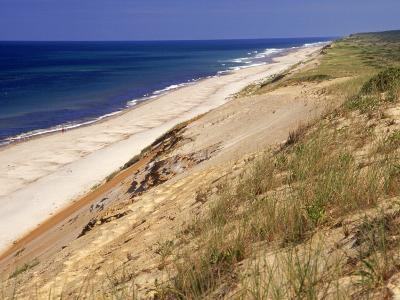 Beach, Cape Cod, MA-Jeff Greenberg-Photographic Print