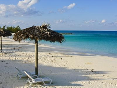 Beach, Cat Island, the Bahamas, West Indies, Central America-Michael DeFreitas-Photographic Print