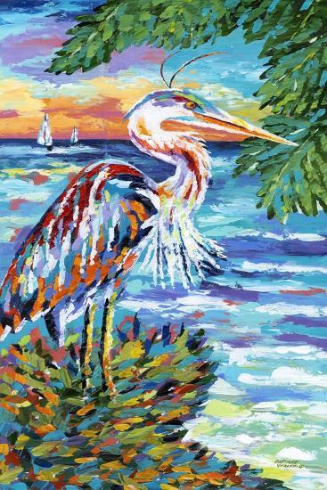 Beach Comber I-Carolee Vitaletti-Art Print