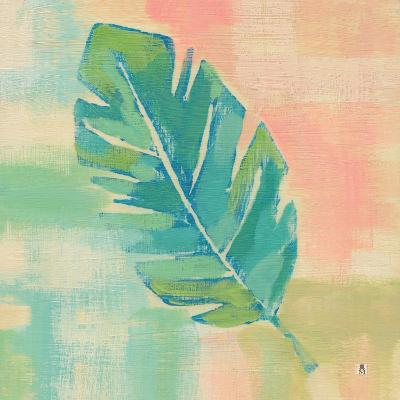 Beach Cove Leaves III-Studio Mousseau-Art Print