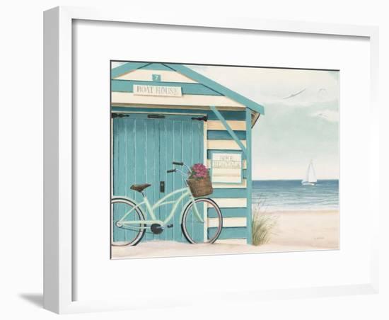 Beach Cruiser I Crop-James Wiens-Framed Art Print