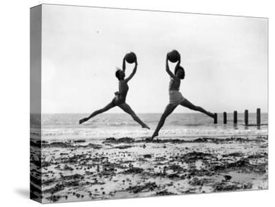 Beach Dancers