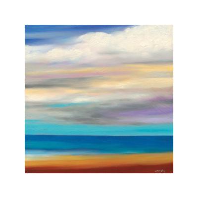 Beach Day-Mary Johnston-Giclee Print