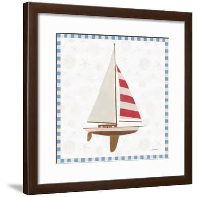 Beach Days IV-James Wiens-Framed Art Print