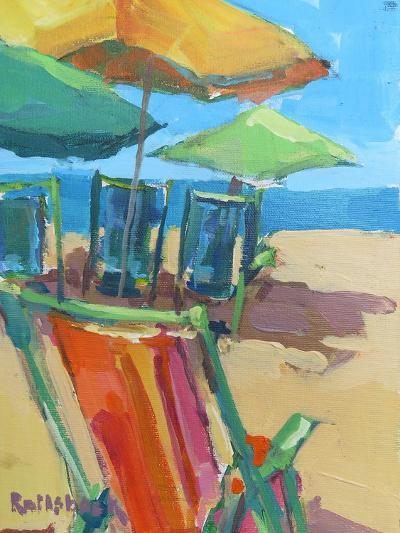 Beach Days-Page Pearson Railsback-Art Print