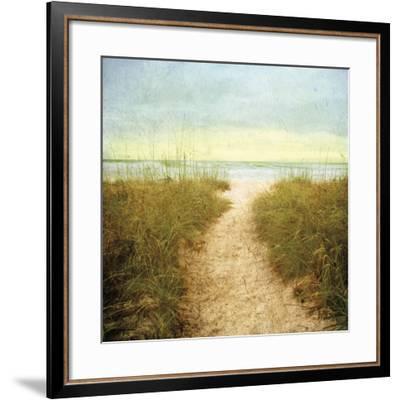 Beach Dreams-Donna Geissler-Framed Art Print