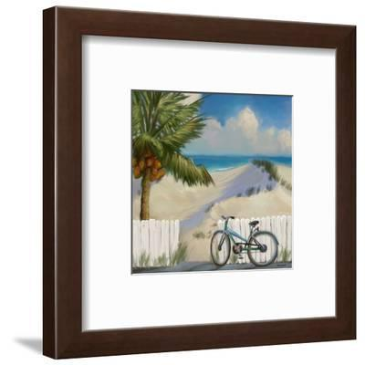 Beach Dunes 01-Rick Novak-Framed Art Print