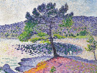 Beach, Evening Effect, 1902-Henri Edmond Cross-Giclee Print