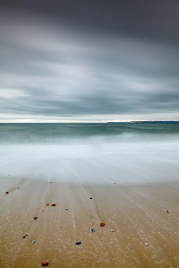 Beach Exposure-David Baker-Photographic Print