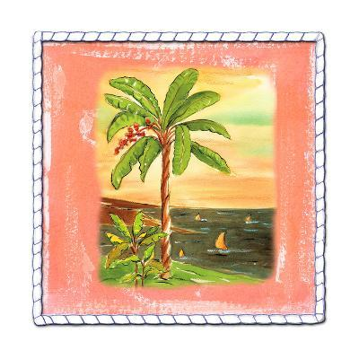 Beach-Front Banana Tree-Ormsby, Anne Ormsby-Art Print