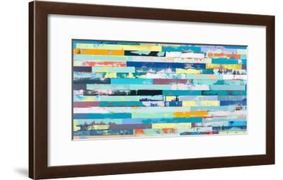 Beach Glass-Adam Collier Noel-Framed Art Print