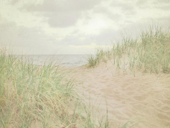 Beach Grass III-Elizabeth Urquhart-Art Print