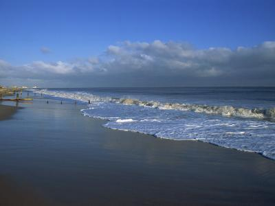Beach, Great Yarmouth, Norfolk, England, United Kingdom, Europe-Charcrit Boonsom-Photographic Print