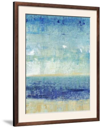 Beach Horizon I-Tim O'toole-Framed Photographic Print