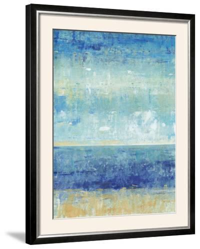 Beach Horizon II-Tim O'toole-Framed Photographic Print