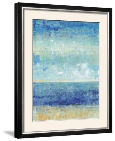 Beach Horizon II-Tim O'toole-Framed Photographic Print
