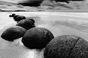 Beach Horizon, New Zealand