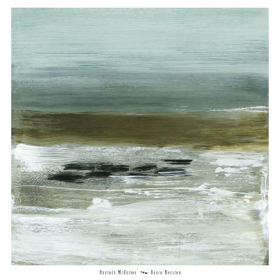 Beach Horizon-Heather Mcalpine-Art Print