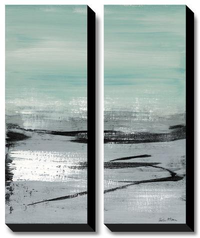 Beach I-Heather Mcalpine-Canvas Art Set