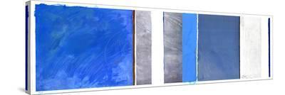Beach II-Curt Bradshaw-Stretched Canvas Print