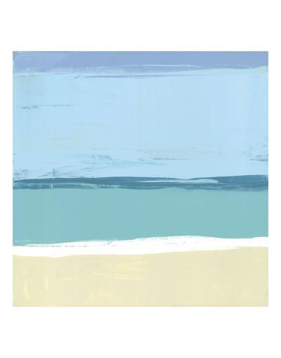 Beach II-Cathe Hendrick-Art Print
