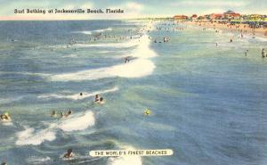Beach, Jacksonville, Florida