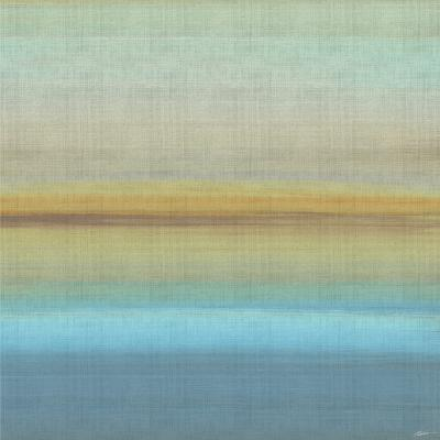 Beach Layers I-John Butler-Art Print