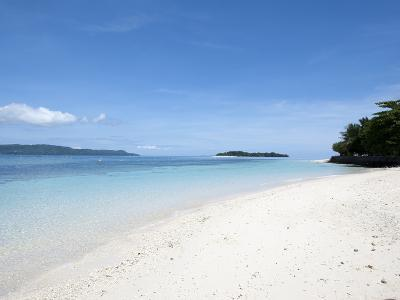 Beach, Manado, Sulawesi, Indonesia, Southeast Asia, Asia-Lisa Collins-Photographic Print