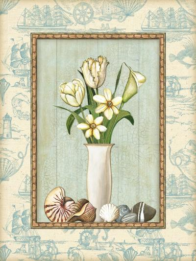Beach Memories II-Charlene Audrey-Art Print