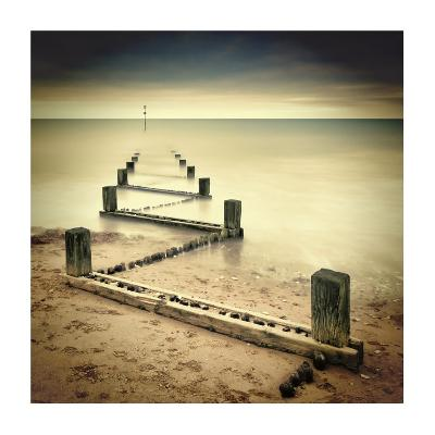 Beach Memories-Michael Oates-Giclee Print