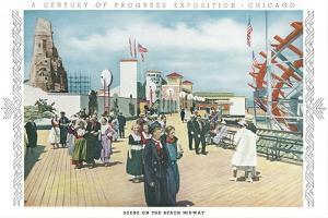 Beach Midway, Chicago World Fair