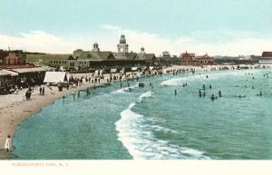 Beach, Narragansett Pier, Rhode Island