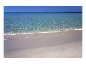 Beach of Cea near Bari Sardo, Province of Ogliastra, Sardinia, Italy