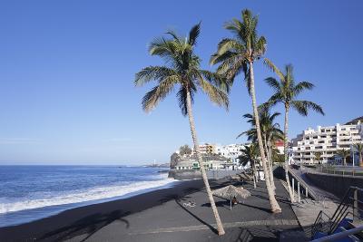 Beach of Puerto Naos, La Palma, Canary Islands, Spain, Atlantic, Europe-Markus Lange-Photographic Print