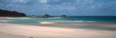 Beach of Sables-D'Or-Les-Pins Near Cap Frehel, Cotes-D'Armor, Brittany, France--Photographic Print