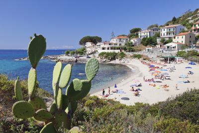 Beach of Seccheto, Island of Elba, Livorno Province, Tuscany, Italy-Markus Lange-Photographic Print