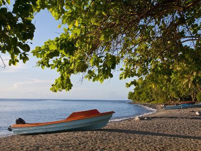 Beach on Savo Island, Solomon Islands, Pacific-Michael Runkel-Photographic Print