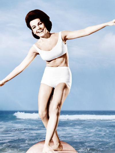 Beach Party, Annette Funicello, 1963--Photo