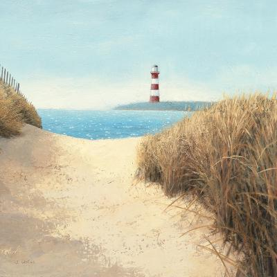 Beach Path Square-James Wiens-Premium Giclee Print