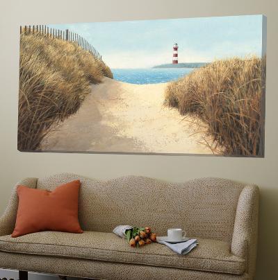 Beach path-James Wiens-Loft Art