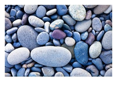 Beach Pebbles-Acer Images-Premium Photographic Print