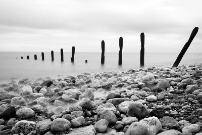 Beach Pebbles--Photographic Print